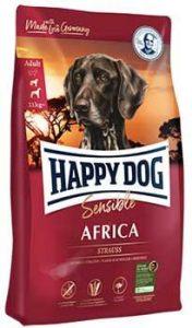 Happy Dog Supreme Africa dog food